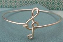 muzieknoot armband