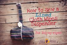 Cloth Diapering / by Katie Holt