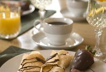 Recipies From the Bed and Breakfast! / Food we love to make and serve