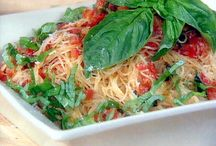Salads, Vegetables, and Pasta / by Shawnie Kawcak