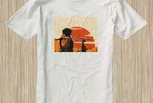 Samurai Champloo Anime Tshirt