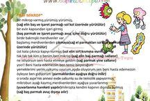 Türkçe etkinliği