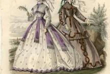 Civil war Fashion plates / by tina rogers