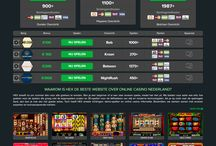 Online casino webdesign