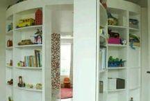 Secret room passages