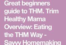 Thin Healthy Mama
