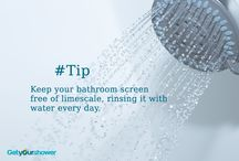 #TIPS shower enclosures / Made to measure and customized shower enclosures.