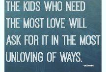 A Positive Parent Quotes / Quotes I love