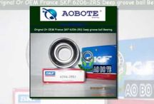 AOBOTE bearings Company is a realiable bearings supplier of SKF bearings