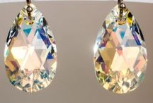 Lumiere Swarovski Earrings / Gorgeous jewellery