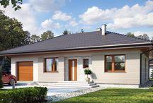 Külső ház design