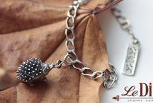 Животные/ Animals charms LeDiLe / LеDiLe - чарм браслеты, чармы, купить, подвески для браслетов, cеребряные браслеты с подвесками, браслет с подвесками, шарм-браслет, шармы, амулеты, талисманы, талисман на счастье