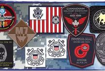 Berry Amendment labels / We meet the requirements for Berry Amendment parts which supports the relationship between our armed forces and American businesses.  Our Berry Amendment labels and patches are very popular with contractors who are required to buy USA Made.