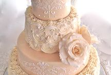 Wedding cakes / Wedding Cakes and cake toppers