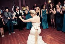 Fun Wedding Reception Pictures / We've been to some pretty fun weddings.