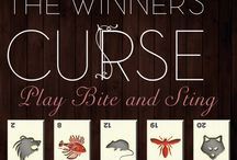 The Winner's Trilogy / Set in a richly imagined new world, The Winner's Curse is a story of deadly games where everything is at stake, and the gamble is whether you will keep your head or lose your heart.