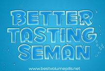 how do i make my seman taste better / Check this link right here http://uid.me/increasesemen_production1# for more information on How Do I Make My Seman Taste Better. Now having betting tasting semen doesn't take rocket science to get results. Common sense tells us that what we put in our bodies has a way of coming out and that includes the impact on the taste of our semen. So if you're eating lots of junk, spicy food or smoking, each of those things might have a negative effect on How Do I Make My Seman Taste Better to my partner.