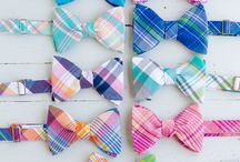 Freestyle Bow Ties / ♥ extraordinary, dapper, and stylish  ♥ 100% handmade with love in the USA ♥ 100% designer cotton fabric  ♥ freestyle self-tying bow tie   ♥ perfect for: -  everyday -  Sunday best -  special occasions -  weddings -  photography sessions -  polo and jeans ♥ coordinate with our men's neckties and    boy's neckties and bow ties!