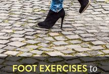 Foot Exercises / Foot exercises so high heels don't kill your feet.