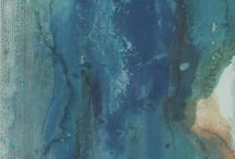 Art: Shades of Blue