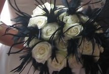black and white weddings / sexy sexy sexy  www.nataliesoferweddingsandevents.com