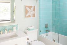 Bathroom re-do / by Meghan Sullivan
