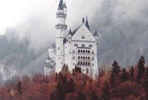 Hrady a zámky v Německu