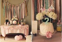 Cute party Ideas / by Chelsea Wilkinson