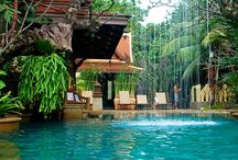 Resort in thai