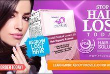 Hair loss home remedies