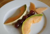 Creative food ideas / by Andrea Horst