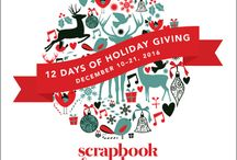 12 Days of Holiday Giving - SCT Style