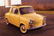 Micro cars / Tiny automobiles