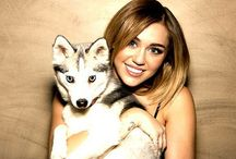 miley dogs