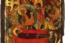 Byzantine and Pre Renaissance art / the humanities