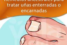 Recetas para las uñas
