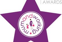 2015 Awards / Why are these awards so special? They highlight amazing individuals, inspiring employers & the many advantages of flexible, family-friendly employment...