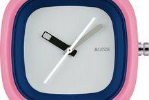 Alessi  / Hodinky italské zančky Alessi