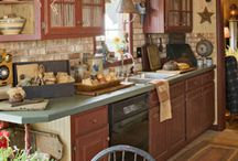 kitchens / by Cheryl Foster