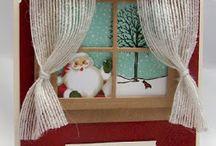 χριστουγεννιάτικες καρτες