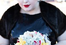 Quirky wedding bouquets! / Quirky and unusual choices for a wedding bouquet
