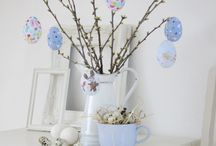 Easter Home Deco