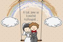 svatebníoznámení