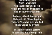poems about dads and daughters