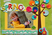 Scrapbooking/card making / by Stephanie Waldvogel