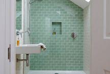 bathroom for attic