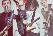 My Chemical Romance / This band will always have my black little heart.  Stay Beautiful. Keep it Ugly.  I'll always miss you.
