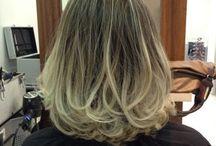 cabelo luzes