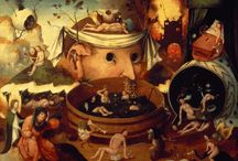Bosch, Hieronymus / In 2016, the city of 's-Hertogenbosch, Hieronymus Bosch that there died 500 years ago. Commemorates This year the highlight of the event Hieronymus Bosch 500