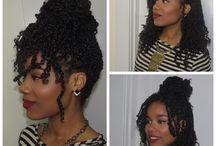 Those Afro Hair Ideas